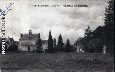 Saint-Florent (45600, Loiret) : la ville Saint-Florent, sa mairie et ...