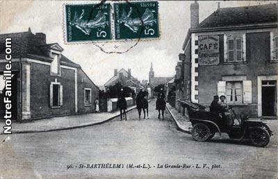 Saint barth lemy d 39 anjou 49124 maine et loire la for Les 5 jardins saint barthelemy d anjou