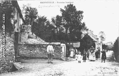 Photos et cartes postales anciennes de queurdreville for Piscine equeurdreville