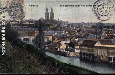 Photos et cartes postales anciennes de saint l 50000 for Piscine saint lo