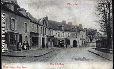 Pierry 51200 marne la ville pierry sa mairie et son for Leclerc pierry