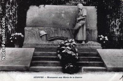 Photos et cartes postales anciennes de suippes 51600 for Piscine de suippes