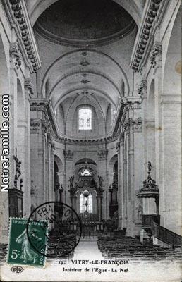 Photos et cartes postales anciennes de vitry le fran ois for Garage vitry le francois