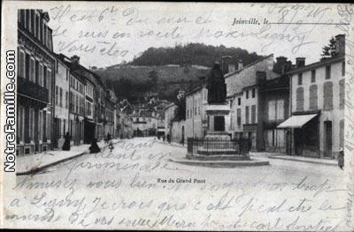 Photos et cartes postales anciennes de joinville 52300 for 52300