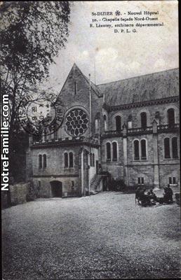 Photos et cartes postales anciennes de saint dizier 52100 for Saint dizier haute marne