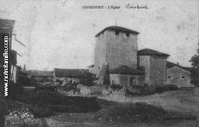 Photos et cartes postales anciennes de coincourt 54370 - Boncoin meurthe et moselle ...