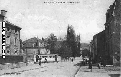 Rue De L Hotel De Ville Frouard