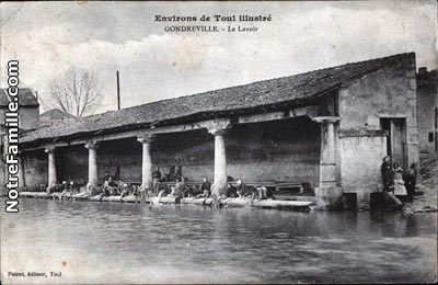 Photos et cartes postales anciennes de gondreville 54840 for Gondreville 54