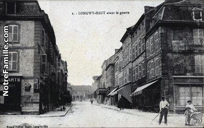 photos et cartes postales anciennes de longwy 54400. Black Bedroom Furniture Sets. Home Design Ideas