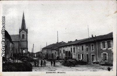 Zimming 57690 moselle la ville zimming sa mairie et for 57690 haute vigneulles