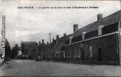 Ebblinghem 59173 nord la ville ebblinghem sa mairie for Avis maison compere