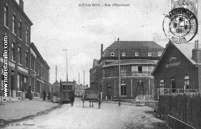 photos et cartes postales anciennes de louvroil 59720