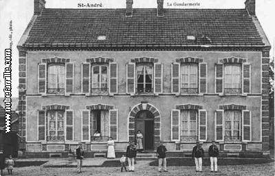 Photos et cartes postales anciennes de saint andr lez - Piscine de saint andre lez lille ...
