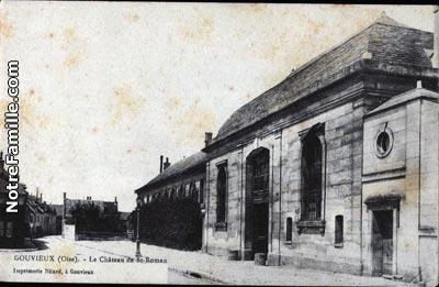 Le Château de St-Roman