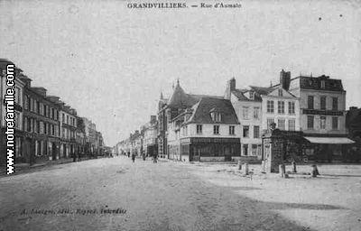 Photos et cartes postales anciennes de grandvilliers 60210 - Piscine de grandvilliers ...