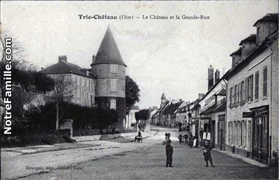 Trie ch teau 60590 oise la ville trie ch teau sa for Piscine trie chateau