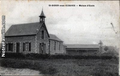 Saint Didier Ville