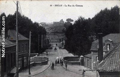 Photos et cartes postales anciennes de bruay la buissi re - Meteo bruay la buissiere ...