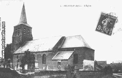 Pelves (62118, Pas-de-Calais) : la ville Pelves, sa mairie