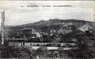 Plan Ville De Wizernes