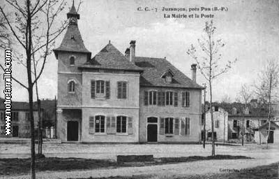 mairie jurancon adresse