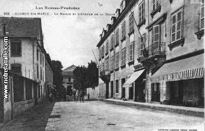 Plan De La Ville De Ledeuix