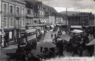 La Place Marcadal