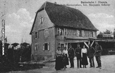 Bartenheim (68870, Haut-Rhin) : la ville Bartenheim, sa mairie et ...