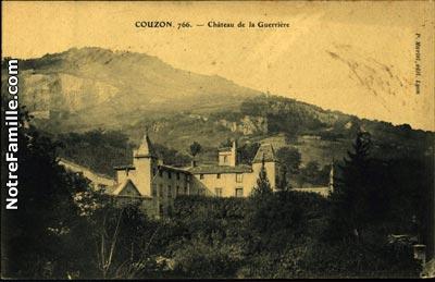 photos et cartes postales anciennes de couzon au mont d or 69270