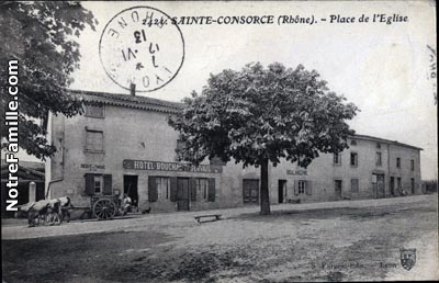 Restaurants Sainte Consorce