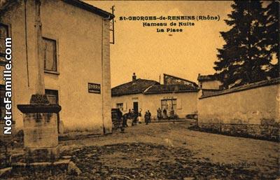 photos et cartes postales anciennes de saint georges de reneins 69830. Black Bedroom Furniture Sets. Home Design Ideas