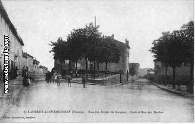 Mairie saint laurent de chamousset informations sur la ville saint laurent de chamousset 69930 - Piscine st laurent de chamousset ...
