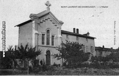 Saint laurent de chamousset 69930 rh ne la ville saint laurent de chamousset sa mairie et - Piscine st laurent de chamousset ...