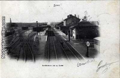 Photos et cartes postales anciennes de lure 70200 for 71 haute saone