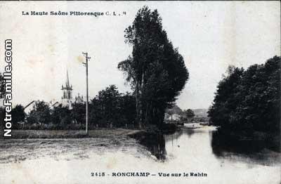 Photos et cartes postales anciennes de ronchamp 70250 for 71 haute saone