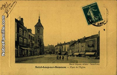 photos et cartes postales anciennes de saint loup sur semouse 70800. Black Bedroom Furniture Sets. Home Design Ideas