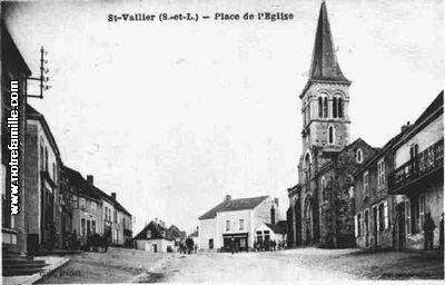 Saint vallier 71230 sa ne et loire la ville saint for Piscine de saint vallier