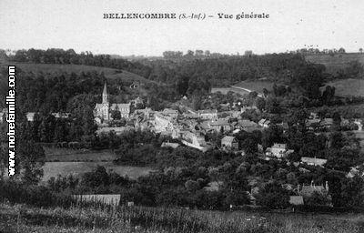 Photos et cartes postales anciennes de bellencombre 76680 for 3f haute normandie