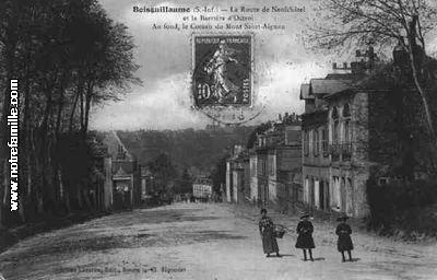 Photos et cartes postales anciennes de bois guillaume 76230 for 3f haute normandie