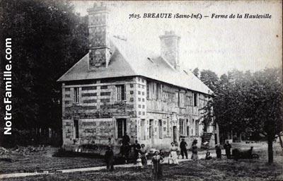 Photos et cartes postales anciennes de br aut 76110 for 3f haute normandie