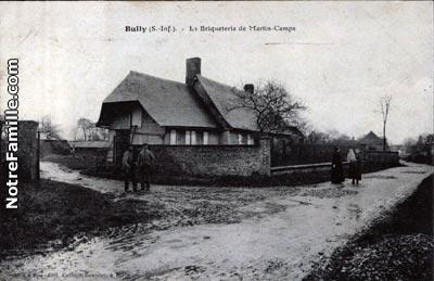 Photos et cartes postales anciennes de bully 76270 for 3f haute normandie