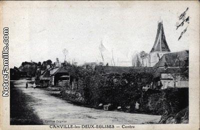 Photos et cartes postales anciennes de canville les deux for 3f haute normandie