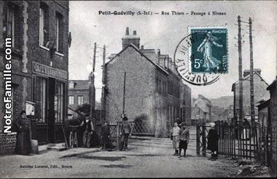 Photos et cartes postales anciennes de ocqueville 76450 for 3f haute normandie