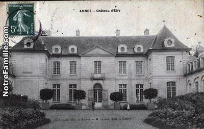 Photos et cartes postales anciennes de Sainte-Aulde, 77260