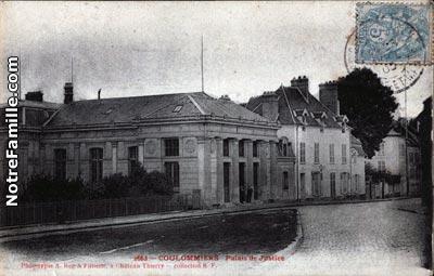 Locations Ville De Coulommiers En Seine Et Marne