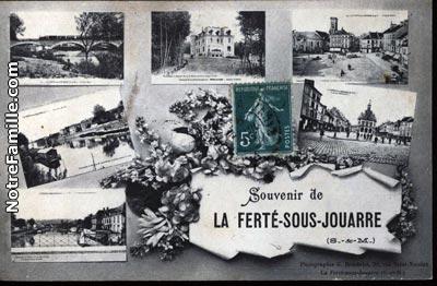 photos et cartes postales anciennes de la fert sous jouarre 77260. Black Bedroom Furniture Sets. Home Design Ideas