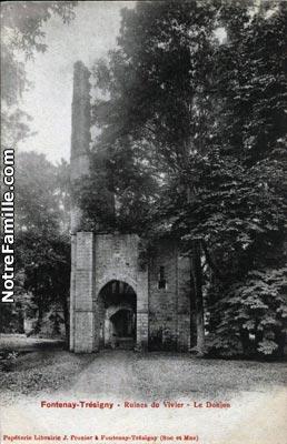 Photos et cartes postales anciennes de fontenay tr signy for Piscine de fontenay tresigny