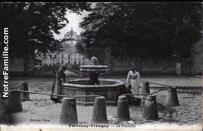 Fontenay tr signy 77610 seine et marne la ville for Piscine de fontenay tresigny