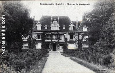 Photos et cartes postales anciennes de aubergenville 78410 - Piscine d aubergenville ...