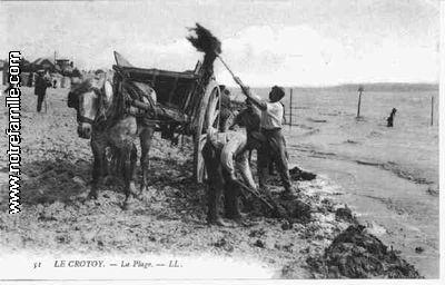 Photos et cartes postales anciennes de le crotoy 80550 - Restaurant du port le crotoy ...